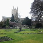 St Edmundsbury Cathedral & Gardens