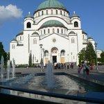 Храм Святого Савы