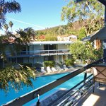 jardins + piscine
