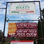 Rocky's New York Pizza
