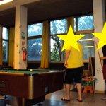 Spazio giovani e bambini con angoli bimbi e giochi tradizionali per i più grandi