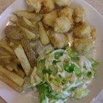 Special order - off menu - buttermilk fried chicken bites