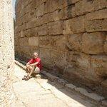 Hierapolis' historic latrines in Turkey