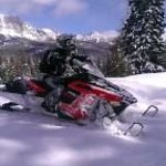 Snowmobiling capitol!!