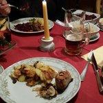 Rinderroulade und Steakpfanne,absolut lecker und reichlich��