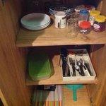 küchenuntensilien