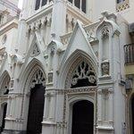 Iglesia de Nuestra Señora Estrella Del Mar .Huelva