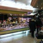 Loja de queijos