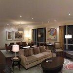 Exec. Suite Living Room
