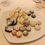 Questi biscottini sono la fine del mondo...peccato che gli chef non diano le ricette!!