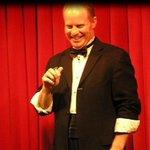 Magician Warren Gibson