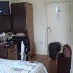 Petite chambre mais agréable