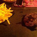 porzione di carne singola