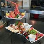 Seafood platter.... Yummy!!!
