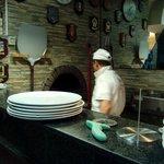 forno a legna per la vera pizza