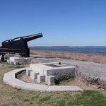 Cannon Line the Ramparts