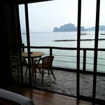 View from the Deluxe Seaview Room