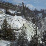 les chutes du belvedere