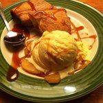 Big dessert
