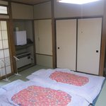 Spaceous room