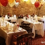 Our 300 year old converted barn, used for private functions