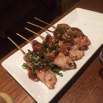 Yakitori Chicken..juicy and tender