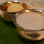 Ice cream and Payasam