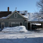 Carriage House/ Carport
