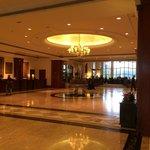 Main Lobby a Grand Entrance