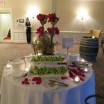 Romantic Valetine's Dinner and overnight