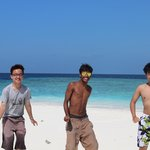 Sandbank excursion