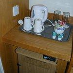 Room #2 - tea/coffee
