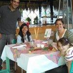 Letra CH - Restoran Del Mar