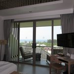 The Panoramic Deluxe Room