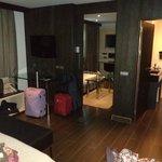 Habitación Premium super amplia y cómoda