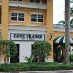 Côté France Café Bakery at Royal Palm Place