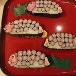Sakura Hotel Hatagaya arrange events, like decorative sushi-roll classes. Ask staff.