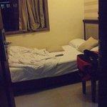 hotel room no 207