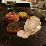 Médaillons de filet mignon à la crème de Porto