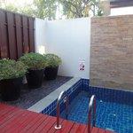 Pool - villa 1204