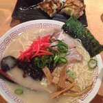Mentatz Japanese Noodle