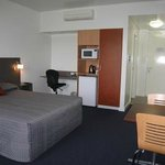 Spacious fully equipped Queen Suite