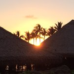 Sunset at Humuhumu...