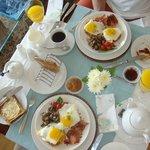 Frühstück - einfach nur lecker!