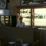 Jasmine bartendering