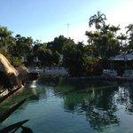 Una delle 3 piscine