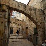 RUELLE de la VIEILLE VILLE de JERUSALEM