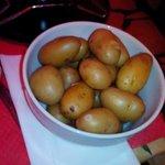 petit saladier de pomme de terre pour 4