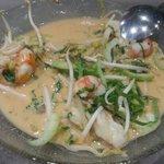 Gambas Mood Food estilo Thai