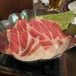 豚肉の小鍋